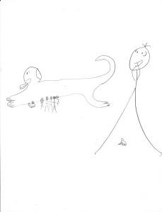 addy-dog-drawing-summer-2011