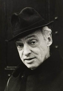 Saul Bellow. From the Fay Godwin Archive at the British Library